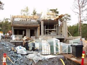 #CreatingASuccessful2014 #IanMCalvert #ServiceAddress #BuildingAHouse